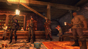 neverwinter tavern 300x168 An Unfair Advantage in Neverwinter Online